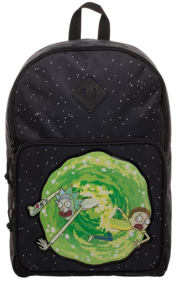 Rick and Morty - Portal Backpack