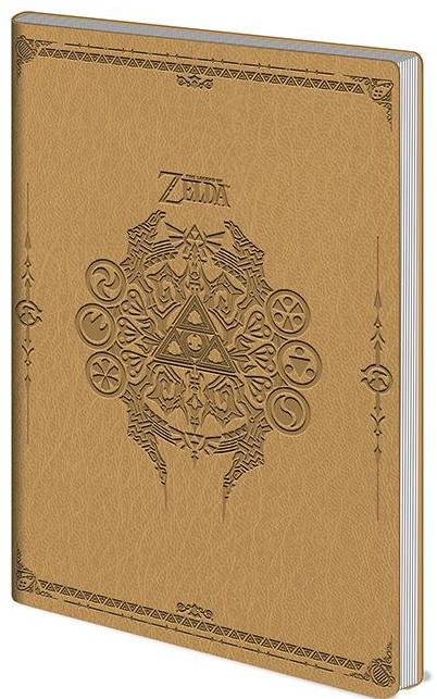 The Legend Of Zelda - Sage Symbols Notebook