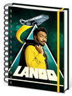 Star Wars - Solo (Lando) Notebook