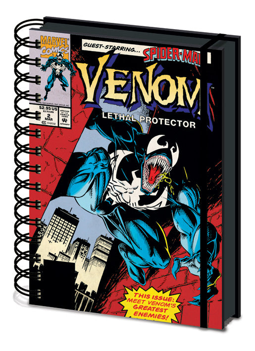 Marvel - Venom (Lethal Protection) Notebook