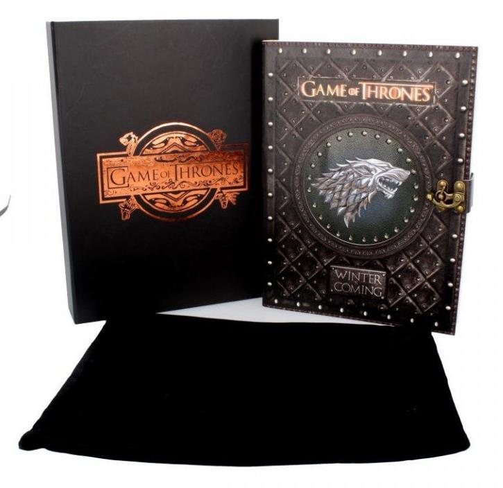 Game of Thrones - Winter is Coming Journal Large