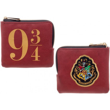 Harry Potter - 9 3/4 l-zip wallet