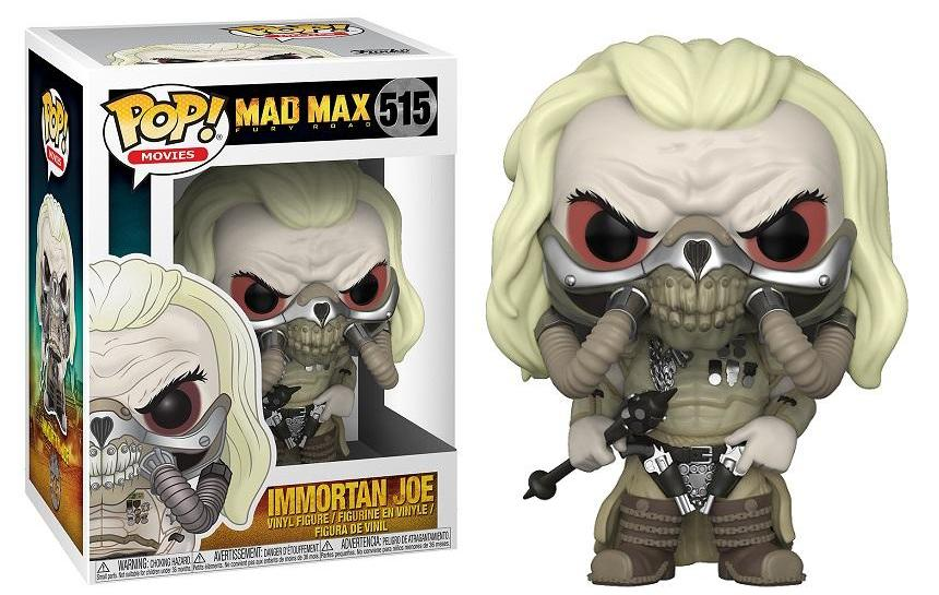 Mad Max - POP! Vinyl: Fury Road: Immortan Joe