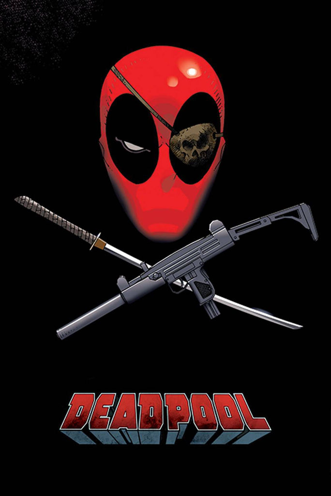 Marvel - Deadpool (Eye Patch) Poster