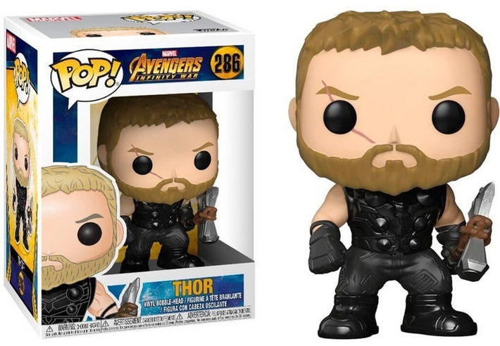 Marvel - POP! Bobble: Avengers Infinity War: Thor