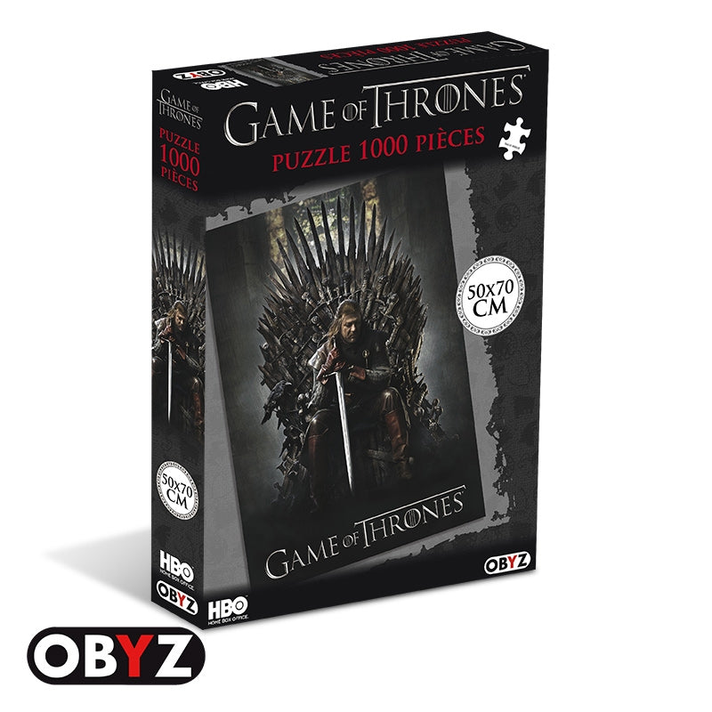 Game of Thrones - Puzzle