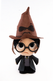 Harry Potter - SuperCute Plush: Harry with sorting hat