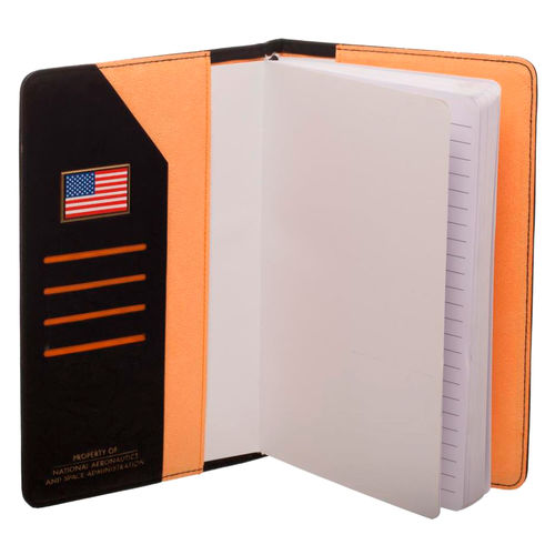 NASA Travel Wallet Journal