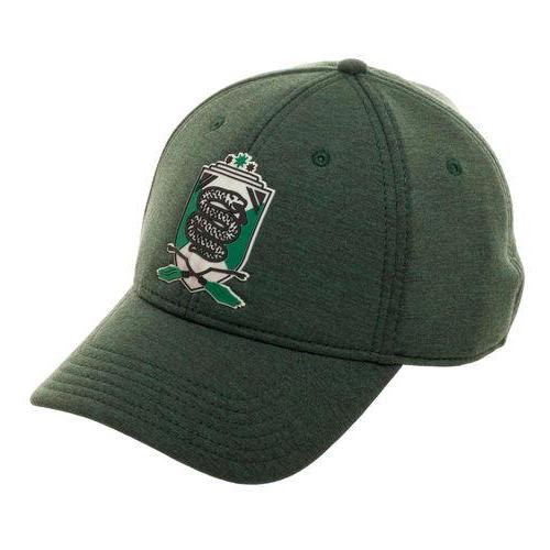 Harry Potter - Slytherin Rubber Patch Cap