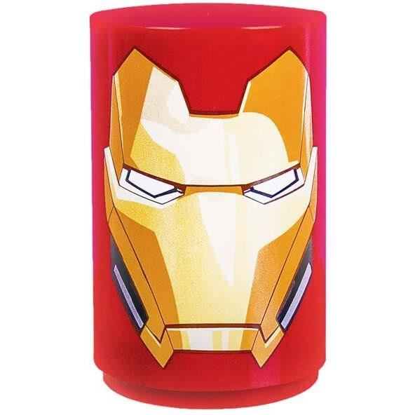 Marvel - Avengers Mini Iron Man Light with try me
