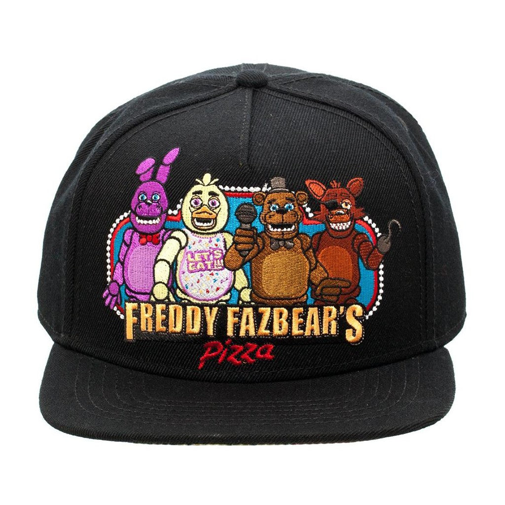 Five Nights at Freddys - snapback cap