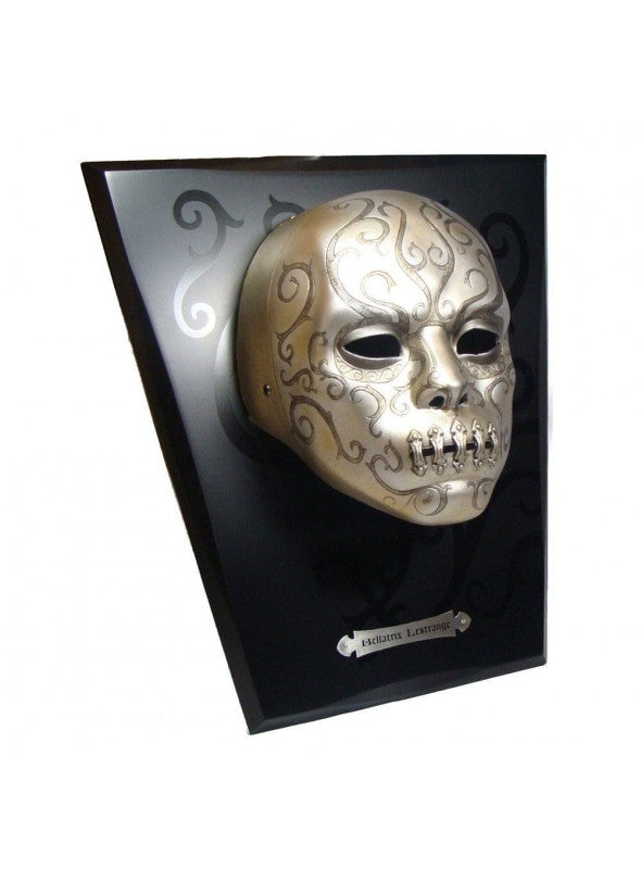 Harry Potter - Bellatrix Mask with wall display