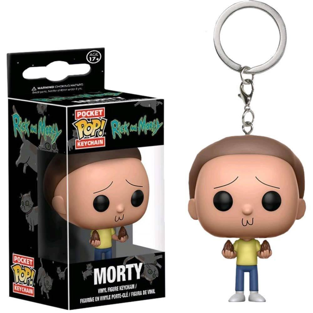 Rick and Morty - Pocket POP! Keychain: Morty