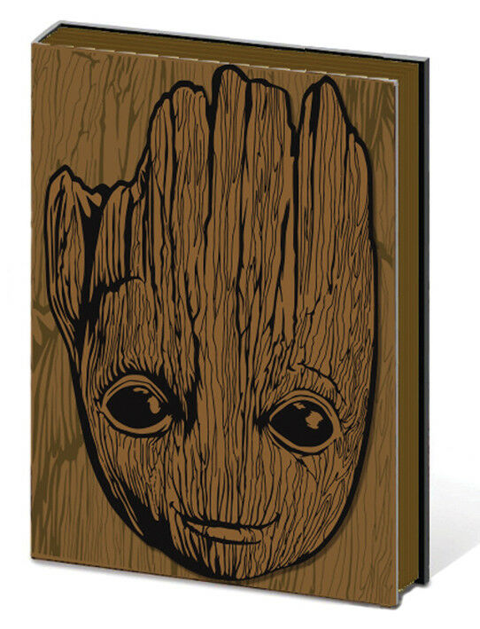 Marvel - Guardians of the Galaxy Vol. 2 (Groot) Notebook