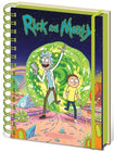 Rick and Morty - Portal Notebook
