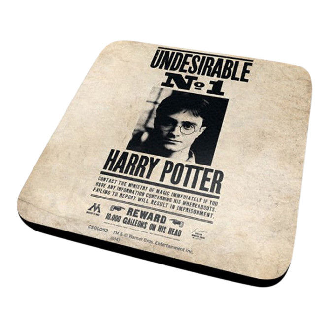 Harry Potter - (Undesirable) Coaster