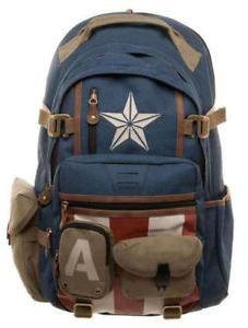 Marvel - Captain America - Suit Up backpack