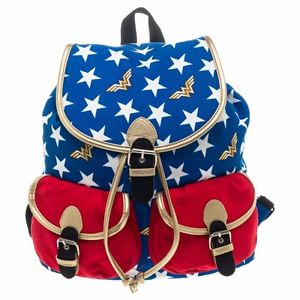 DC Comics - Wonder Woman backpack