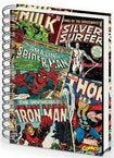 Marvel - Comics (Montage) Notebook