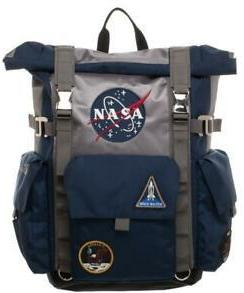 NASA - Roll-Top backpack