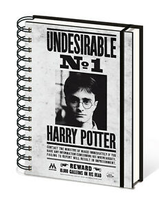 Harry Potter - (Undesirable No1) Notebook
