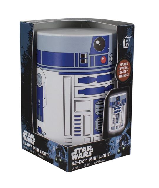 Star Wars - R2 D2 Mini Light with try me