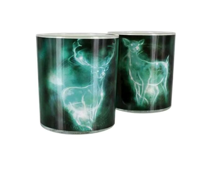 Harry Potter - Patronus Drinking Glasses