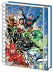 DC Comics - Justice League (United) Notebook