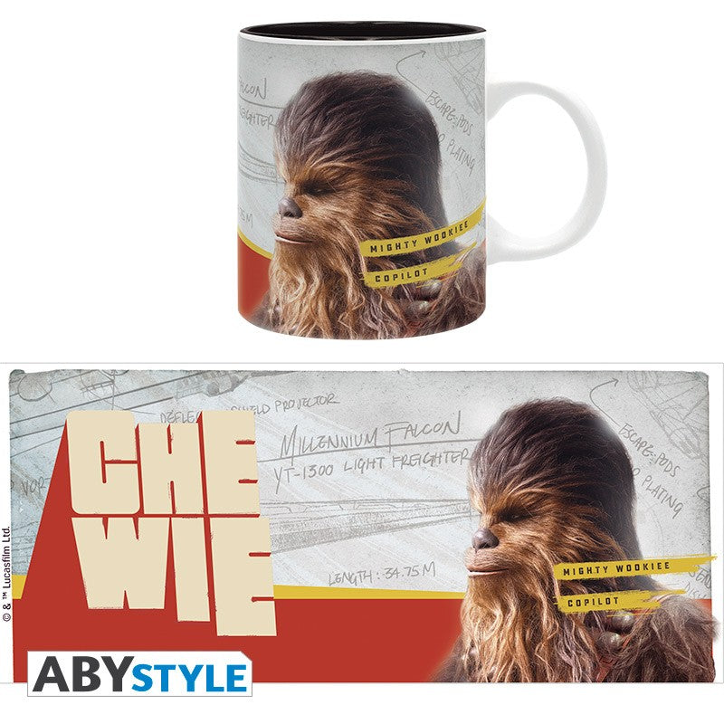 "Star Wars - Mug - 320 ml - ""Solo Chewie""- subli - with box"