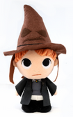 Harry Potter - SuperCute Plush: Ron with sorting hat