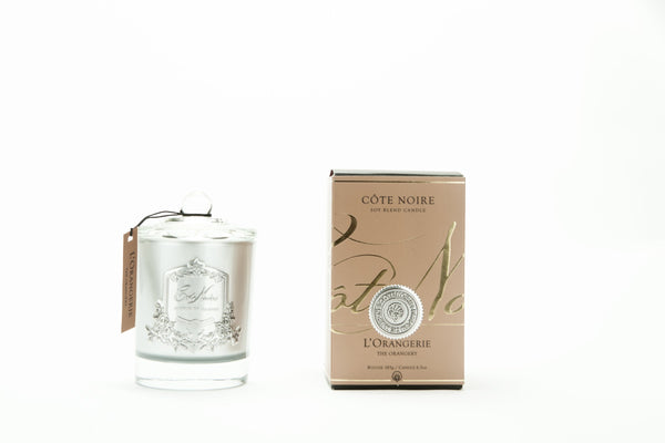 Orangerie - Silver Badge Candles