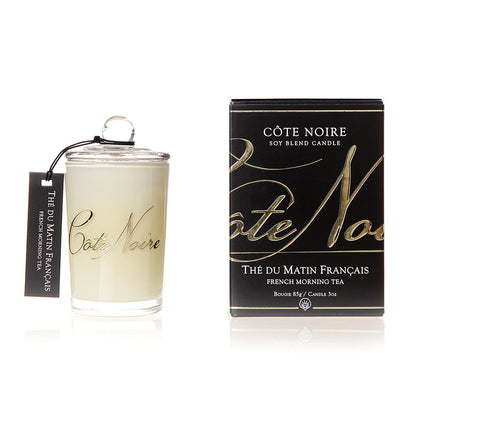 Côte Noire 75g Soy Blend Candle - French Morning Tea