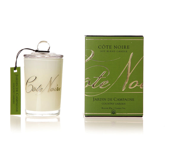 Côte Noire 75g Soy Blend Candle - Country Garden