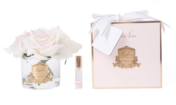 Cote Noire - Limited Edition 5 Rose Pink Blush - Pink Box