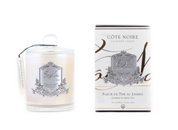 Jasmine Flower Tea - Silver Badge Candles