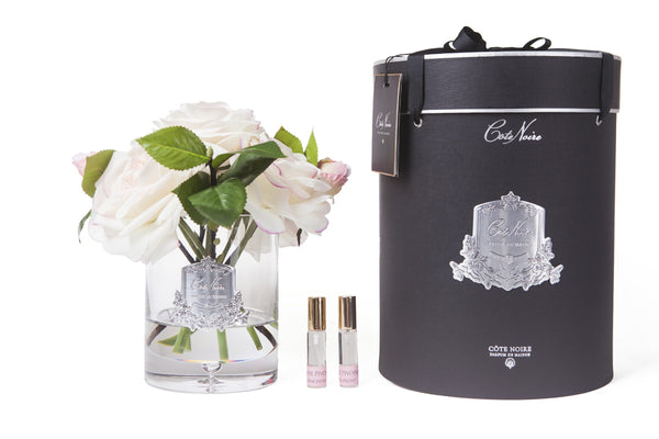 Cote Noire - Luxury Tea Rose - Pink Blush - LTR03