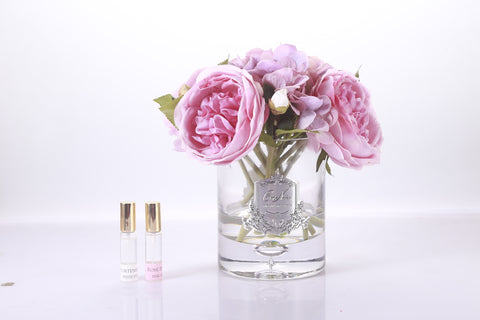 Cote Noire Luxury Range Peonies and Hydrangeas - Pink