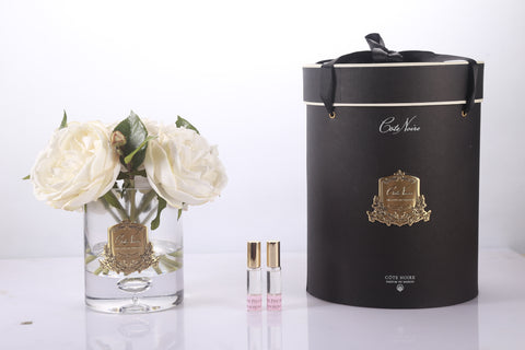 Cote Noire - Luxury Range Peonies in Champagne