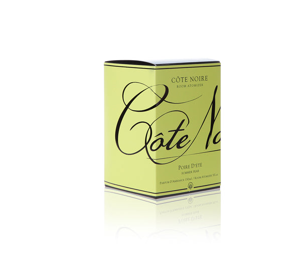 Côte Noire Gourmandise with Atomiser - Summer Pear - Buy 1 Get 1 Free