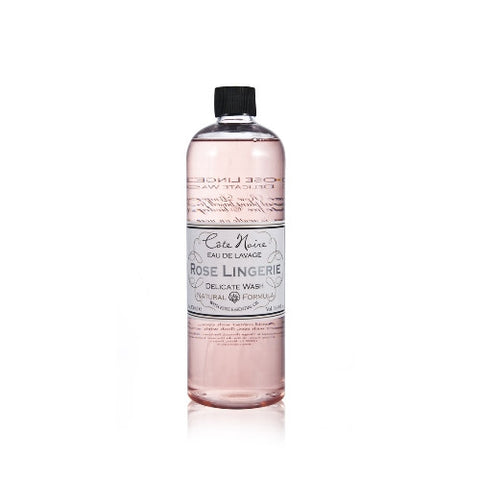 Eau de Lavage Rose Lingerie Liquid 500mls