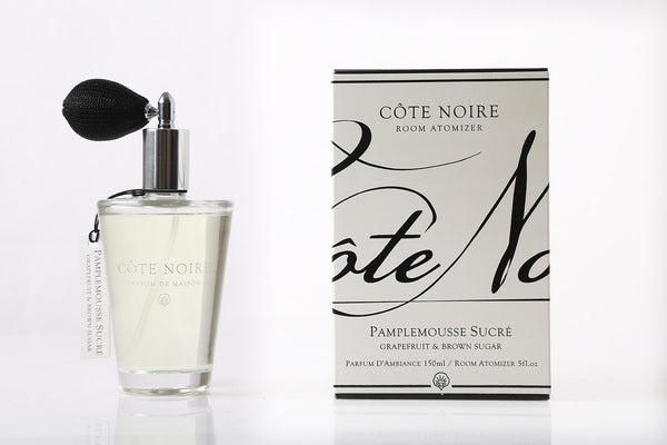 Côte Noire Gourmandise with Atomiser - Grapefruit & Brown Sugar - Buy 1 Get 1 Free