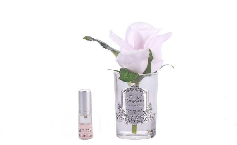 Cote Noire Perfumed Natural Touch Rose Bud clear- French pink - GMR46