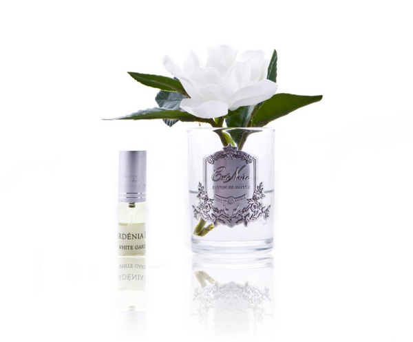 Côte Noire Perfumed Natural Touch Single Gardenias - Clear - GMG01