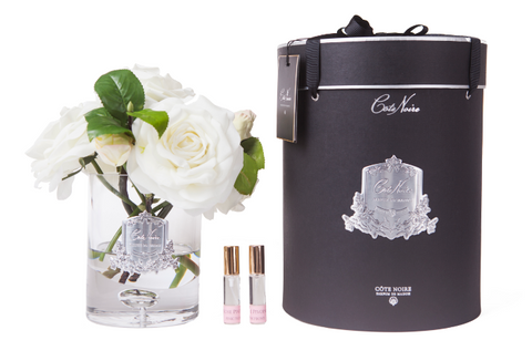 Cote Noire - Luxury Tea Rose - Ivory