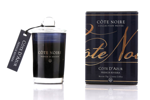 Côte Noire 75g Soy Blend Candle - French Riviera