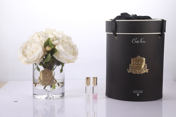 Cote Noire Luxury Range Peonies and Hydrangea's - Champagne - LHR02