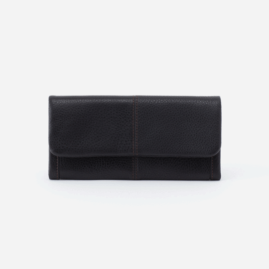 Leather Wallet and Wristlet