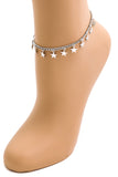 Twinkle Star Anklet (2 colors)