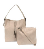 Shelby 2 in 1 Crossbody Bag- Slate Grey