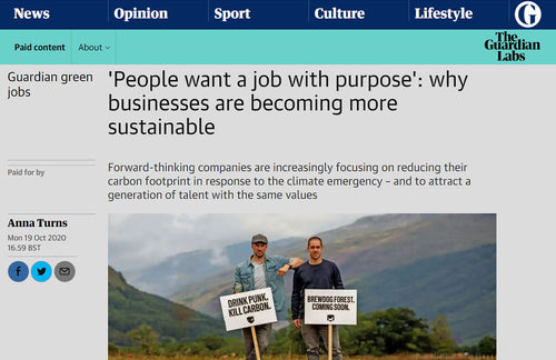 Bernice comments on Green Jobs in The Guardian